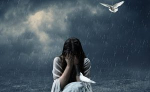 Rung động trước những stt hay về mưa cô đơn chán nản nhất