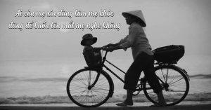 Thơ về mẹ đầy ý nghĩa thiêng liêng nhất mà bạn không nên bỏ qua