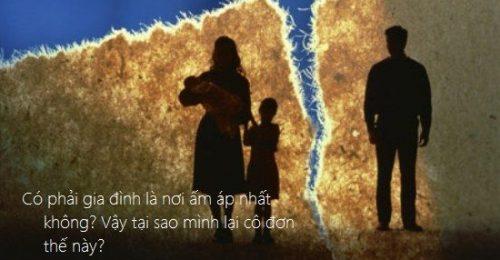 Lắng lòng cùng [199+] stt về gia đình tan vỡ đau buốt con tim