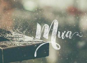 Trọn bộ những stt buồn về mưa khiến bạn rơi lệ