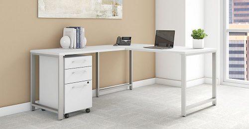 Kích thước bàn làm việc chữ L và sản phẩm nổi bật nhất