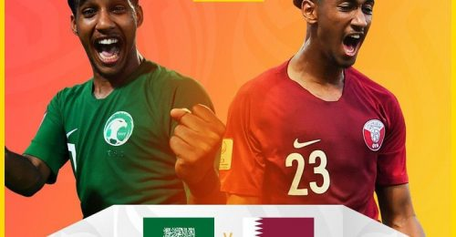 Trực tiếp Ả Rập Saudi gặp U23 Qatar