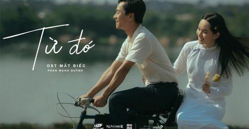 Lời bài hát Từ Đó – Phan Mạnh Quỳnh