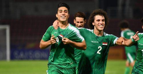 Trực tiếp Thái Lan gặp U23 Iraq hôm nay
