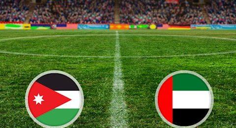Trực tiếp Jordan gặp U23 UAE