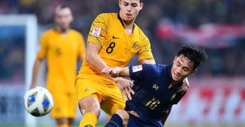 Trực tiếp Australia gặp U23 Bahrain hôm nay