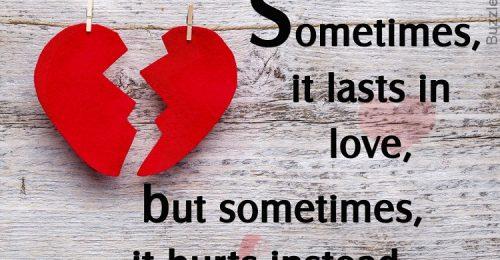 Những câu nói hay về tình yêu tan vỡ bằng tiếng anh ngắn gọn chất chứa nỗi buồn