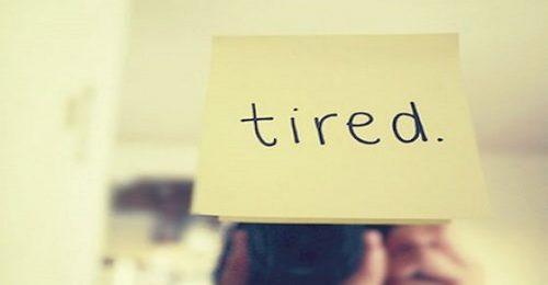 Sâu lắng với những stt tâm trạng mệt mỏi thu hút ngàn like