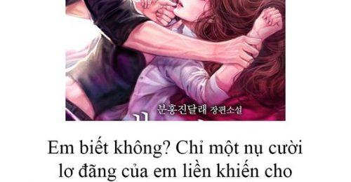 [TOP] những câu nói ngôn tình thả thính ngọt ngào, tan chảy