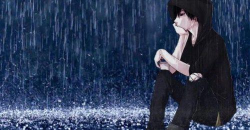 [BST] Ảnh mưa buồn Anime đẹp dễ thương và lãng mạn nhất
