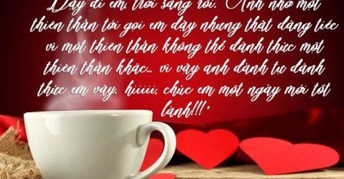 BỘ lời chúc vợ yêu buổi sáng lãng mạn hâm nóng tình cảm lứa đôi