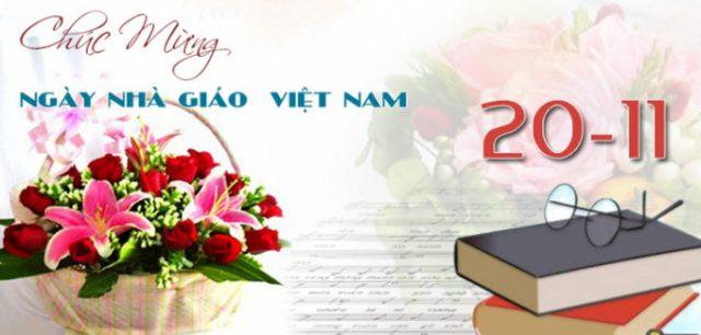 [Tuyển Tập] Những bài thơ 20/11 chế vui, hài hước tặng thầy cô