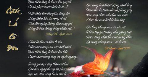 Top 99+ bài thơ buồn cô đơn một mình mong ngóng mỏi mòn