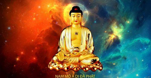 Hình Ảnh Phật A Di Đà Đẹp Nhất Dành Cho Người Theo Đạo Phật