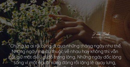[Trọn bộ] ảnh stt tâm trạng buồn cô đơn trong tình yêu, cuộc sống