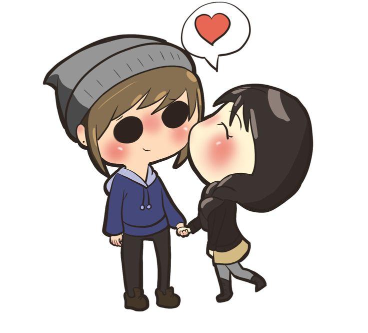 Hình ảnh tình yêu chibi dễ thương nhất (3)