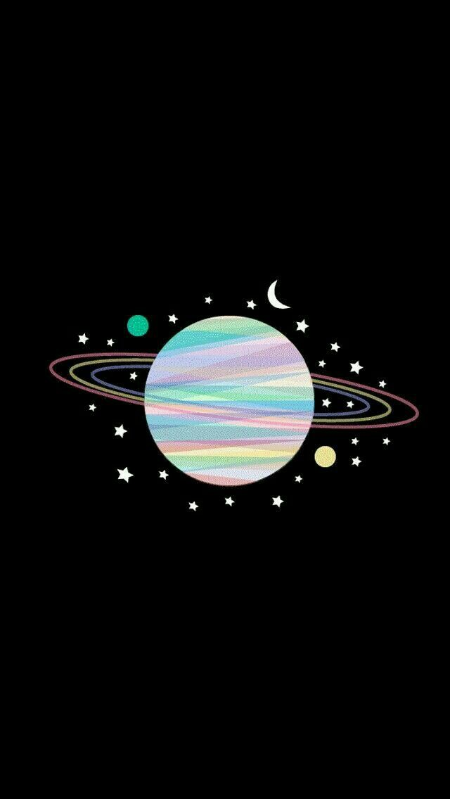 hình nền hệ mặt trời đẹp