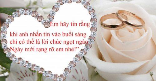 [BST] lời chúc buổi sáng ngọt ngào cho ngày mới hạnh phúc, tốt lành