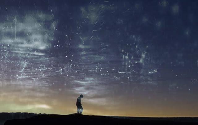 [BST] Hình ảnh mưa buồn nhớ người yêu gây xúc động lòng người