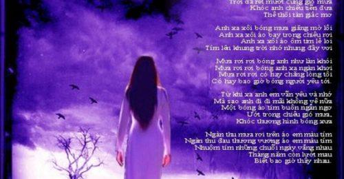 Chùm thơ thất tình cô đơn chạm đến tận cùng nỗi đau
