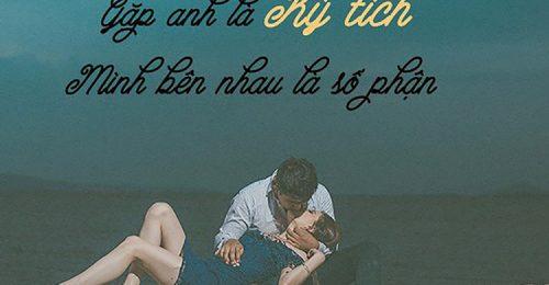 """#1001 Stt tình yêu ngọt ngào, lãng mạn """"tan chảy"""" triệu trái tim"""