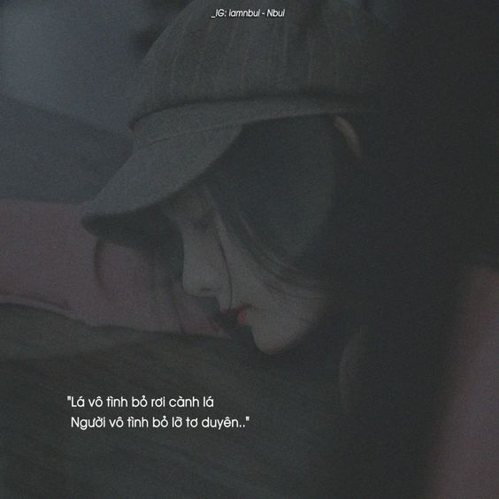 [Tuyển Tập] 999+ Stt hay khi đăng ảnh buồn nhức nhối con tim
