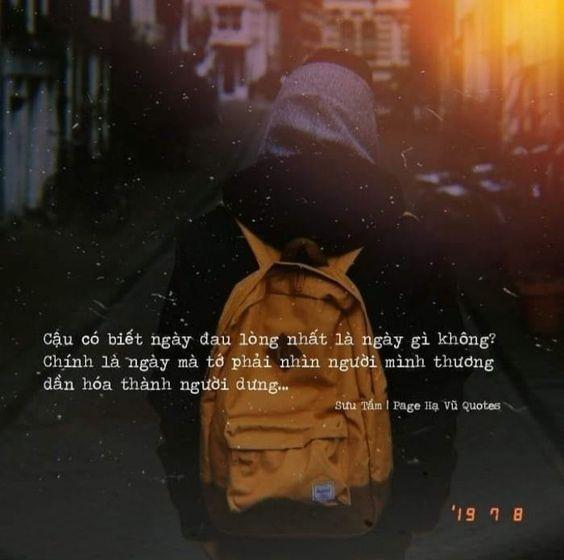 [Chùm] Stt tình yêu buồn mang tâm sự của trái tim bị tổn thương